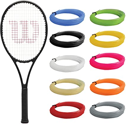 Tennis Racquet and Strings